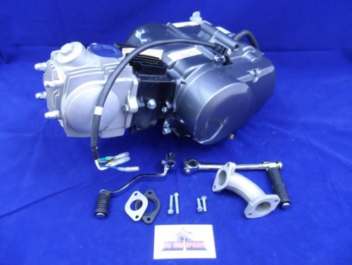 Lifan 110cc 4 Speed Semi Automatic Engine E/O